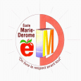 Logo from school Marie-Derome